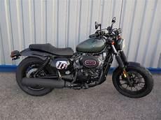 Moto Hyosung Gv 125 Bobber Occasion