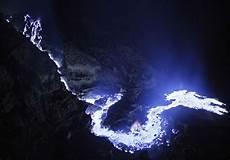 Kawah Ijen Fenomena Api Biru Blue Rute