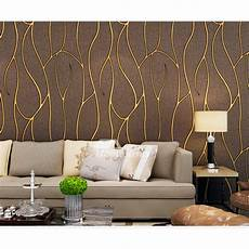 3d Mural Wallpaper White Brown Beige Textured Decor