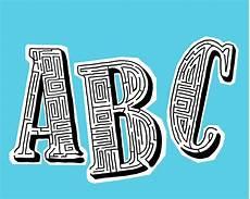 Malvorlagen Buchstaben Jung Abc Buchstaben Zum Ausmalen