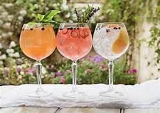 create sumptuous summer cocktails for your sunshine garden