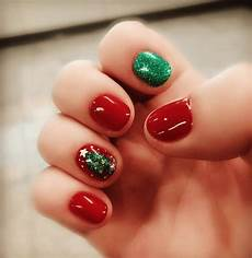 15 seriously creative christmas nail art ideas you can do