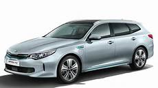 Kia Optima Sportswagon In Hybrid Teurer Steckdosen