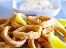 kalamarakia tiganita  fried squid_image