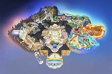 Review Of Warner Bros World Abu Dhabi Rides Attractions