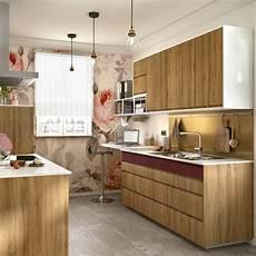meuble cuisine sans poignée cuisine avec meuble sans poign 233 e leroy merlin