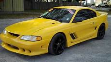 1998 ford mustang cobra saleen for sale leisure used cars