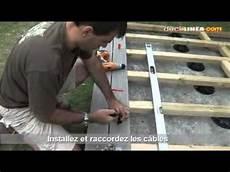 Installation D Un Spot De Terrasse