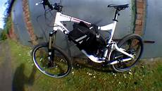 electric bike conversion trance x3 with 1000w 48v