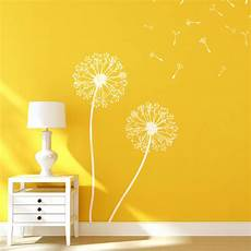Dandelion Flower Stencils For Wall Diy Decor Just Like