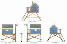 livable tree house plans free deluxe tree house plans