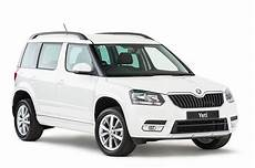 2017 Skoda Yeti Outdoor 103 Tdi 4x4 2 0l 4cyl Diesel