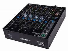 consol da dj console de mixage 4 voies reloop rmx 90 dvs pour serato dj