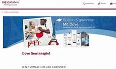 Wochenendreise Gewinnspiel Rossmann Und Dove