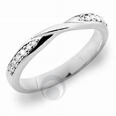 diamond platinum wedding ring for solitaire engagement