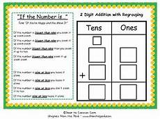 2 digit addition with regrouping song center whole