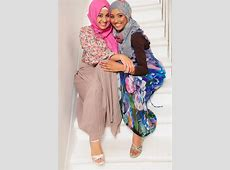 Hijabi best friends   Hijab fashion