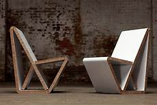 Möbel Aus Karton - thonet s vouwwow vw01 is a flat pack recycled honeycomb