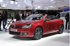 New Eu6 Engines Make Vw Golf Cabriolet Up To 15 Percent