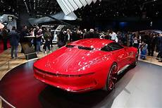 Vision Mercedes Maybach 6 Cabriolet Set For Pebble