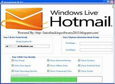 hack hotmail account 2014 with hotmail hacker free download without survey latest hacking