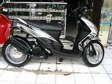 Modifikasi Mio Soul 2009 by Motorcycle Motor Mio Modifikasi Mio Soul Low Rider Minim