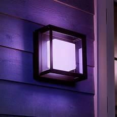 philips hue econic outdoor wall light homekit news and reviews