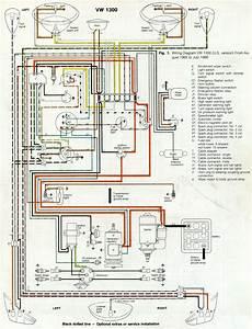 1970 bug wiring diagram thesamba type 1 wiring diagrams