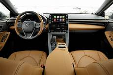 2019 toyota avalon creating an all new interior from