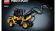 lego 42053 volvo l30g b model lego technic