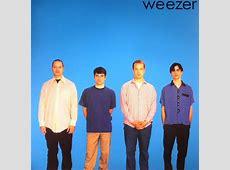 weezer blue album songs