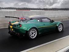 Lotus Racing Launch Evora GTC Racer