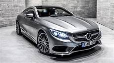 Mercedes S Class Coupe 2014 Official Pictures By