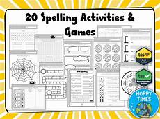 spelling worksheets ks2 printable 22440 primary sensational spelling ideas tes
