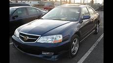 acura 3 2tl 2003 acura 3 2tl start up and tour youtube