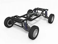 Car Chassis Stock Image Of Part Automobile Power