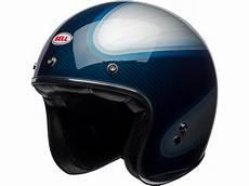 casque jet bell casque jet bell custom 500 carbon rsd bleu carbon