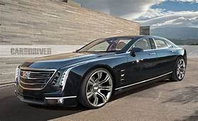 2019 Cadillac CT8 25 Cars Worth Waiting For – Feature