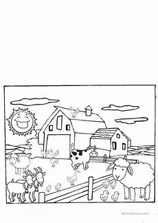 worksheets on animals for kindergarten 13988 the farm animals kindergarten esl worksheets for distance learning and physical
