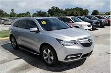 2015 acura mdx for sale carsforsale com