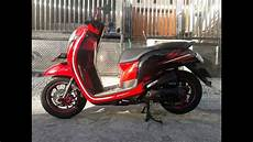 Scoopy Modifikasi 2018 by Modifikasi Scoopy 2018 Merah Hitam