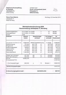 nebenkostenabrechnung wasser muster 14 nebenkostenabrechnung vorlage word zamzambar