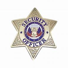 was sind badges lawpro deluxe security officer six point badge
