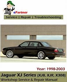 auto repair manual free download 1998 jaguar xj series spare parts catalogs jaguar xj series xj8 xjr x308 service repair manual 1998 2003 automotive service repair manual
