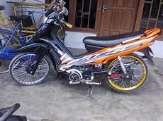 Variasi Motor Fiz R by Modifikasi Yamaha Fiz R Keren Berbagai Style Go Goblog