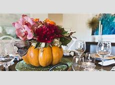 25 Chic Thanksgiving Decorations   Best Thanksgiving