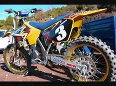 Suzuki Rm 125 - my suzuki rm 125 motocross