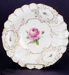 meissen porcelain bowl the ribbed white field