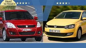 Suzuki Swift GLX Vs VW Polo 77TSI Comfortline Review