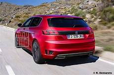 Complete Car Info For 40 The 2020 Peugeot 308 Rumors With